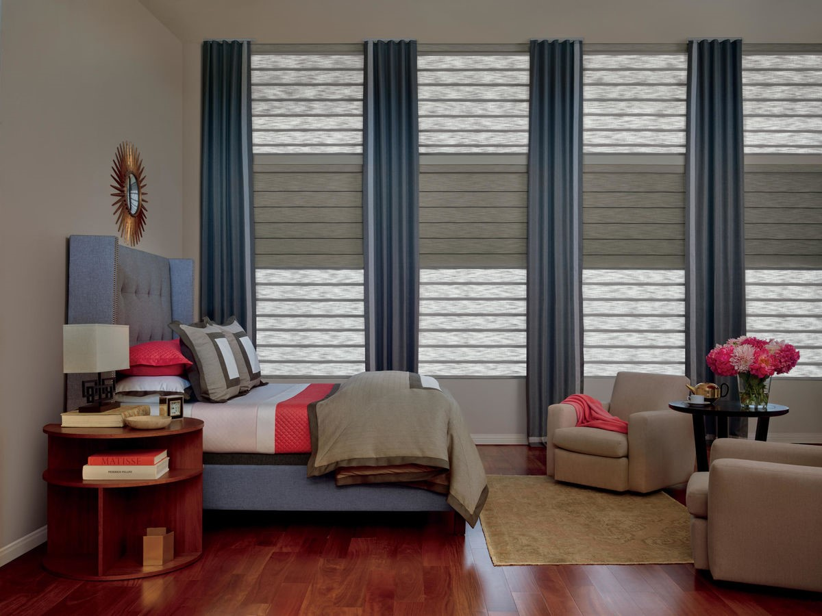 Window Coverings hunter douglas
